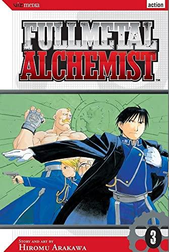 9781591169253: FULLMETAL ALCHEMIST GN VOL 03 (C: 1-0-0): v. 3 (Fullmetal Alchemist (Graphic Novels))
