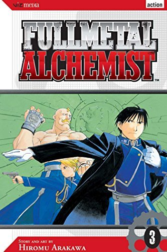 Fullmetal Alchemist 3 : The Land of Sand