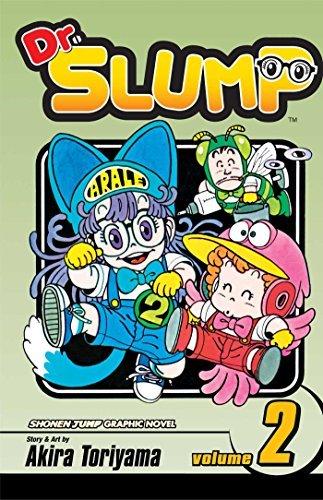 Dr. Slump, Volume 2: Toriyama, Akira