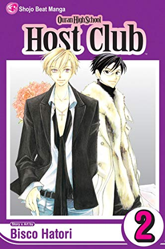 Ouran High School Host Club, Vol. 2
