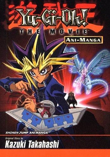 9781591169994: Yu-Gi-Oh! The Movie Ani-Manga w/o Trading Card