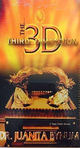 9781591190196: The Third Dimension 3D (Dr. Juanita Bynum)