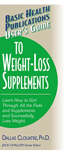 Basic Health Publications User's Guide to Weight-Loss: Dallas Clouatre (author)