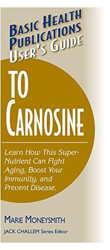 User's Guide to Carnosine: Marie Moneysmith (author)