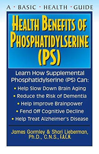 Health Benefits of Phosphatidyslerine (Ps) (Paperback): Shari Lieberman, James