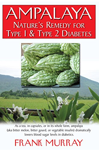 9781591201786: Ampalaya: Nature's Remedy for Type 1 & Type 2 Diabetes