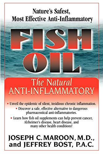 9781591201823: Fish Oil: The Natural Anti-Inflammatory