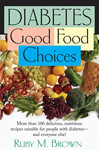 9781591202257: Diabetes: Good Food Choices