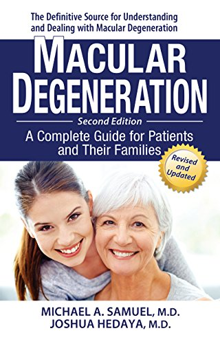 9781591202479: Macular Degeneration: A Complete Guide for Patients and Their Families
