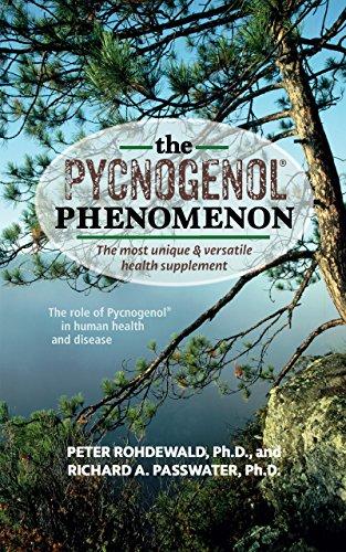 9781591204015: Pycnogenol Phenomenon: The Most Unique & Versatile Health Supplement