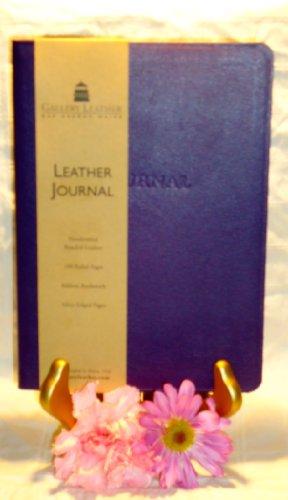 9781591222620: Leather Desk Journal