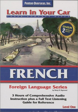 French: Level 1 (Learn in Your Car): Raymond, Henry N