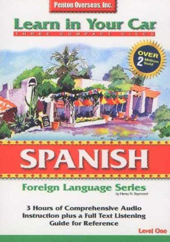 Spanish Level One (Learn in Your Car)