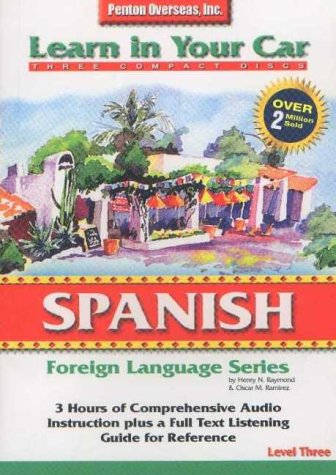Learn in Your Car Spanish Level Three