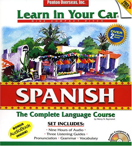9781591252078: Spanish Complete: The Complete Language Course : 3 Level Set (Learn in Your Car) (Spanish Edition)