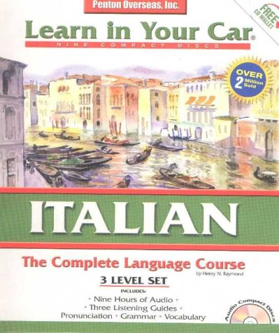 Italian Complete: The Complete Language Course : 3 Level Set : With Carrying Case (Learn in Your ...