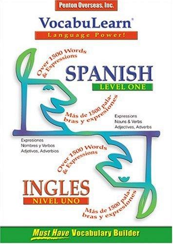 Vocabulearn Spanish Level 1 (Spanish Edition): Penton Overseas, Inc