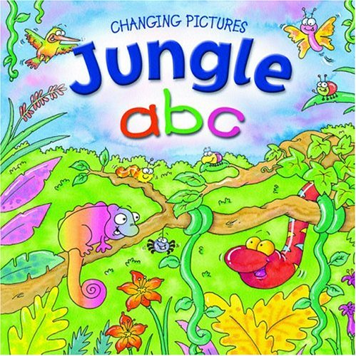 Jungle ABC (Changing Picture Books): Louise Gardner
