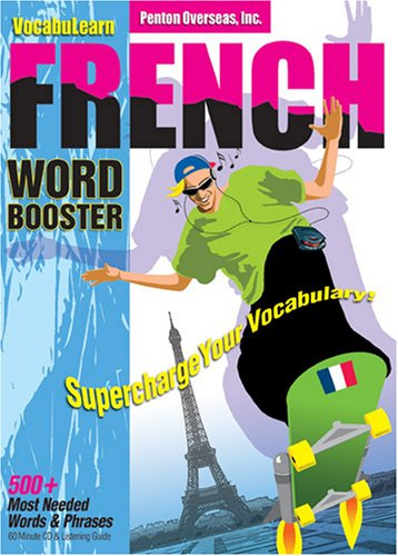 9781591252702: Vocabulearn French Word Booster (French Edition)