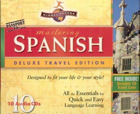 Passport to Mastering Spanish (Global Access) (Spanish: Penton Overseas Inc.