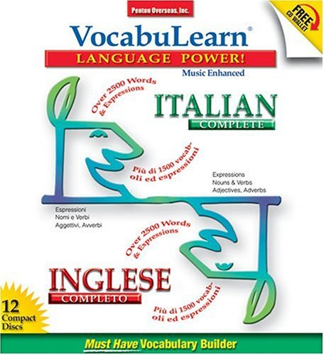 9781591253037: Vocabulearn Language Power Italian/Inglese (Italian Edition)