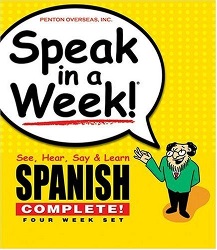 9781591253198: Spanish Complete [With (4) 240-Page Softcover Books] (Speak in a Week) (Spanish Edition)