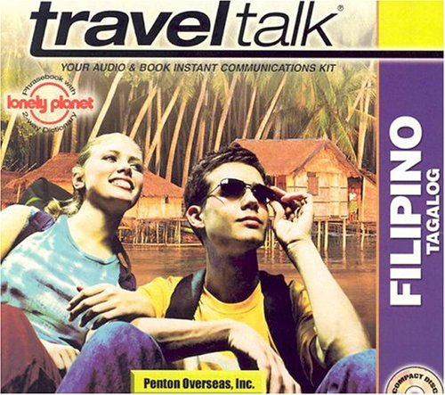 9781591253648: Filipino Tagalog [With Book] (TravelTalk) (Tagalog Edition)