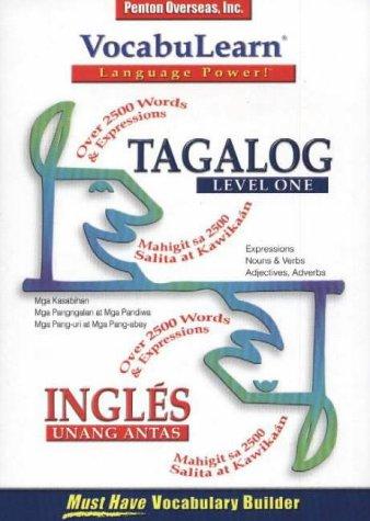 Vocabulearn Tagalog Level 1 (Tagalog Edition): Penton Overseas, Inc