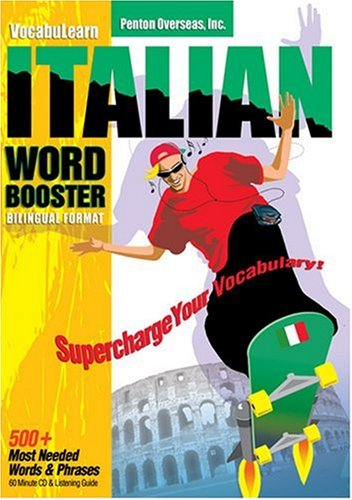 9781591253914: Vocabulearn Italian Word Booster (Italian Edition)