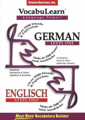 Vocabulearn German Level 1 (German Edition): Penton Overseas, Inc