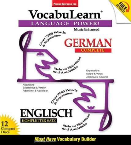 9781591254164: Vocabulearn German/Englisch complete (German and English Edition)