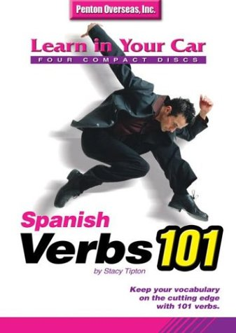 Spanish Verbs 101 [With Listening Guide] (Learn: Penton Overseas