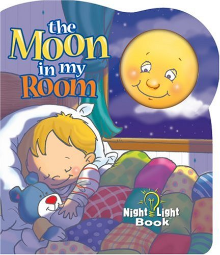 The Moon In My Room (Night Light: Norris, Annette; Inc.