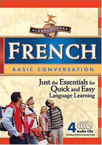 9781591254850: Mastering French Basic Conversation (Global Access Basic Conversation) (French Edition)