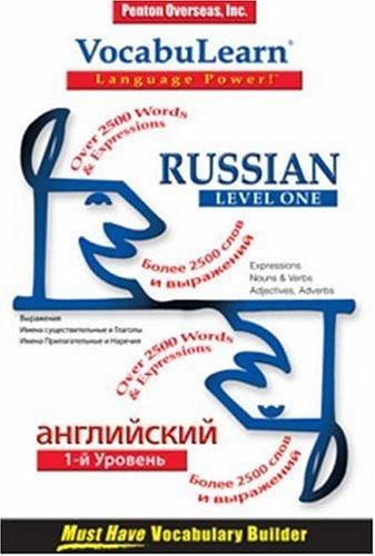 Vocabulearn Russian Level 1: Penton Overseas, Inc