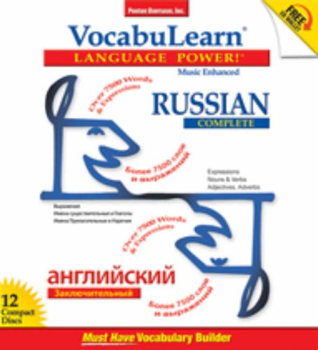 Vocabulearn Russian Complete: Penton Overseas, Inc