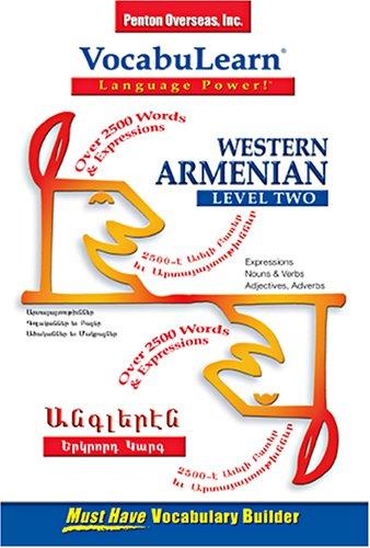 9781591254959: Vocabulearn Western Armenian: Level 2 (Armenian Edition)