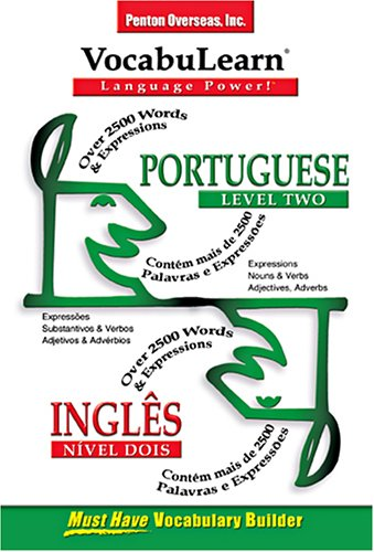 Vocabulearn Portuguese Level 2 (Portuguese Edition): Penton Overseas, Inc