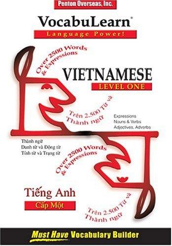 9781591255093: Vocabulearn Vietnamese Level 1 (Vietnamese Edition)