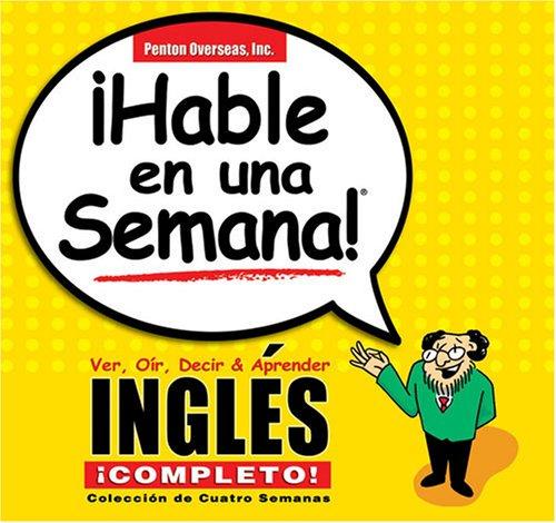 9781591255512: Hable En Una Semana Ingles Completo (Spanish Edition)