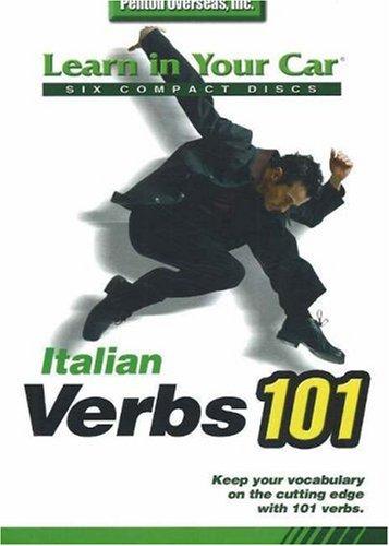 Italian Verbs 101 [With Listening Guide] (Learn: Penton Overseas, Inc.