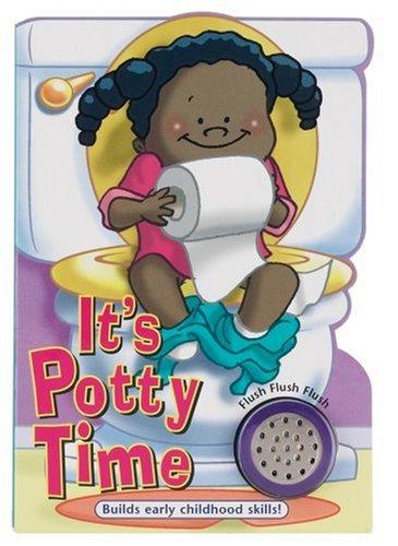 9781591255970: It's Potty Time-Girls-AA (Time to (Penton Overseas))