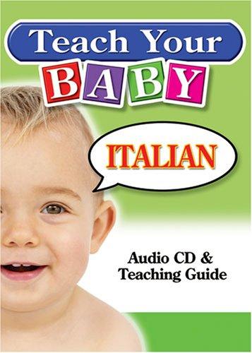 9781591256632: Teach Your Baby Italian