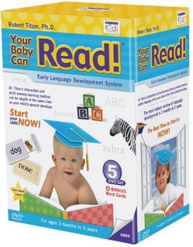 9781591256670: Your Baby Can Read!: Early Language Development System [DVD] [Region 1] [NTSC]