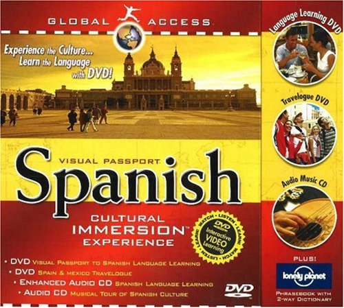 9781591257059: Spanish: A Cultural Immersion Experience! (Global Access Visual Passport): A Cultural Immersion Experience! (Global Access Visual Passport)