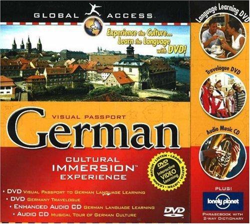 9781591257066: Global Access Visual Passport to German (Global Access DVD)