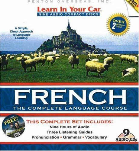 Learn in Your Car French: The Complete Language Course [With GuidebookWith CD Wallet] (French ...