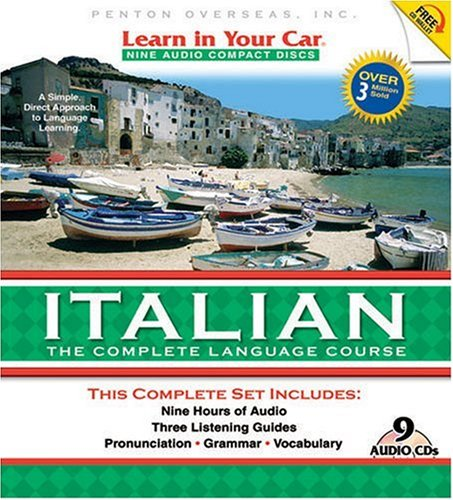 Learn in Your Car Italian: The Complete