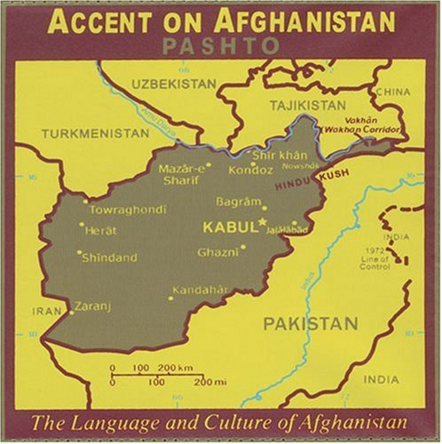 9781591257356: Accent on Afghanistan - Pashto (English and Iranian Languages Edition)