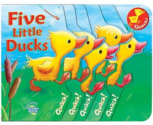 9781591257479: Five Little Ducks: A Counting Sound Book